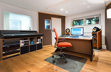 Magenta Records - Tonstudio in Attenkirchen bei Freising